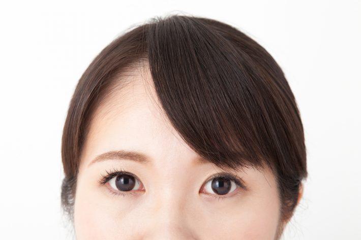 人気モデルも行った「おでこの脱毛」!効果は?