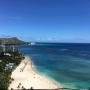 ハワイ旅行へ